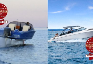 Powerboat of the Year nominees included 2 electric boats