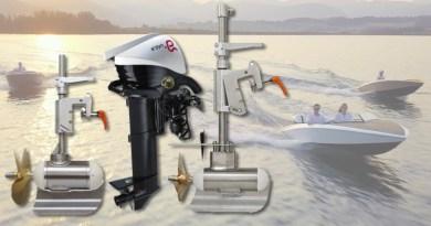 De nouveaux moteurs hors-bord électriques ajoutés aux guides Plugboats