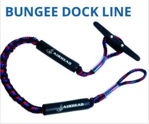 Bungee dock line