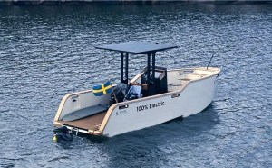 X Shore Eelex 8000 electric boat
