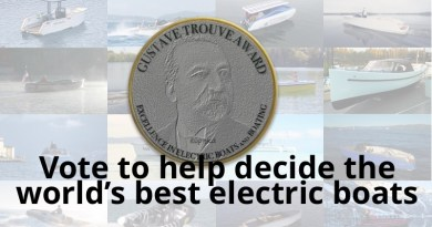 Vote in The Gussies Electric Boat Awards – Round 1