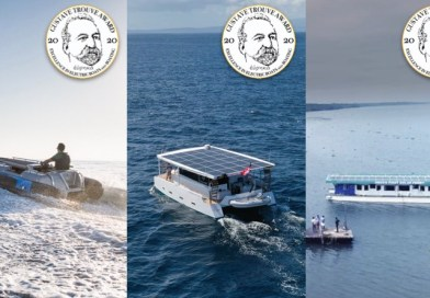 Winners of The 1st Gussies Electric Boat Awards