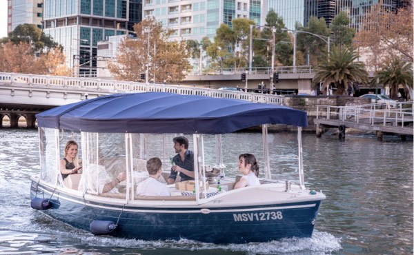 Melbourne electric boat hire