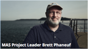 Electric autonomous ship leader Brett Phaneuf