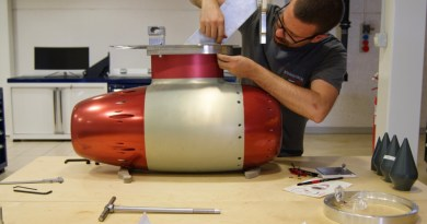 New crowdfunding for DeepSpeed electric hydrojet motor