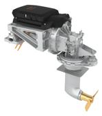 Torqeedo new product - Deep Blue motor with ZF saildrive