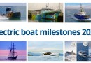 2020 electric boat milestones from around the world