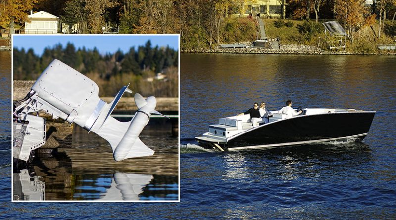 Pure Watercraft electric outboards acquires ELUX Marine