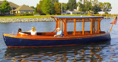Budsin Electric Boats wins Governor's Award