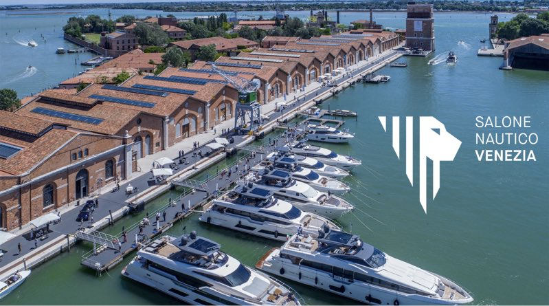 electric boat Regatta will be held in the Venice Arsenale, shown here