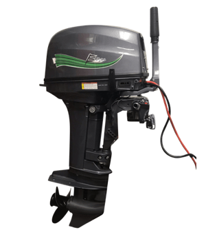 Eclass rechargeable Boats electric outboard