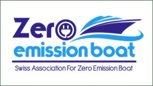 Swiss Association for Zero Emission Boats logo