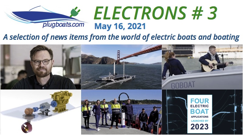 ELECTRONS 3 - electric boating news