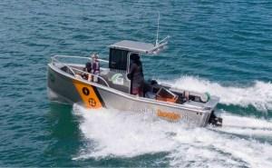 electric boat awards - Al Capone open electric boat