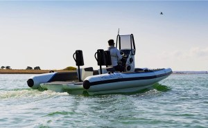Electric Boat Awards nominee RS Electric Pulse 63