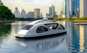 Gussies Electric Boat Awards - Zeabuz concept e-ferry