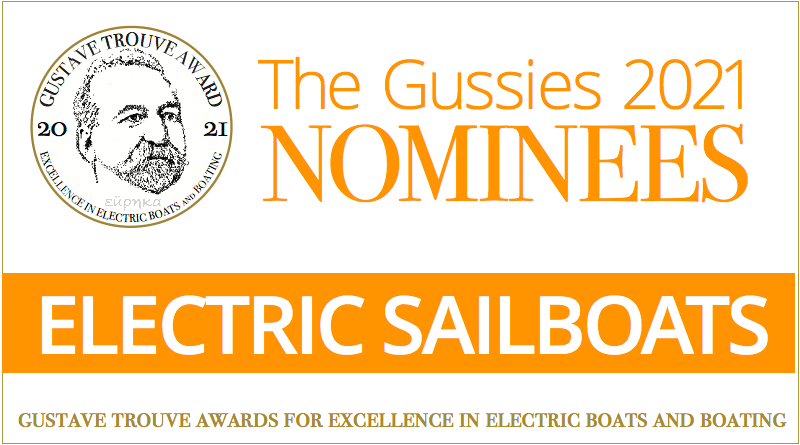 Words: Electric boat awards nominees: Electric Sailboats