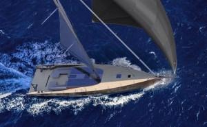 electric boat awards - sailboats - Baltic cafe race