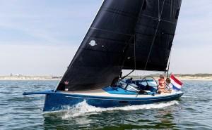 saffier 27 electric sailboat