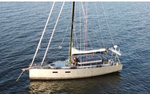 Viator Explorer entry in Gussies electric boat awards