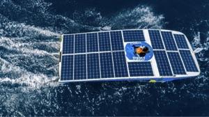 Boat in Solar Class - Monaco Energy Boat Challenge