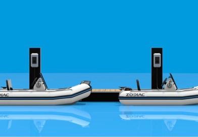 eOPEN: 2 new Zodiac electric boats with Torqeedo motors