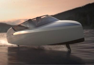 Edorado 8S – new Dutch hydrofoiling eboat ready to take off
