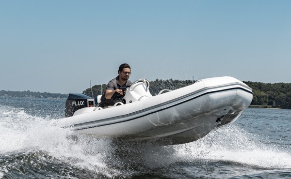 Flux Marine outboards for sale
