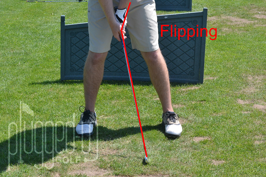 Flipping - Plugged In Golf
