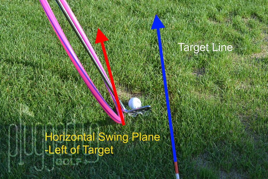 Horizontal Swing Plane - Open
