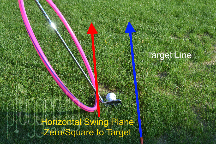 Horizontal Swing Plane - Square