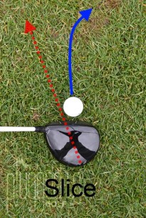 Ball Flight Lesson 2 Slice
