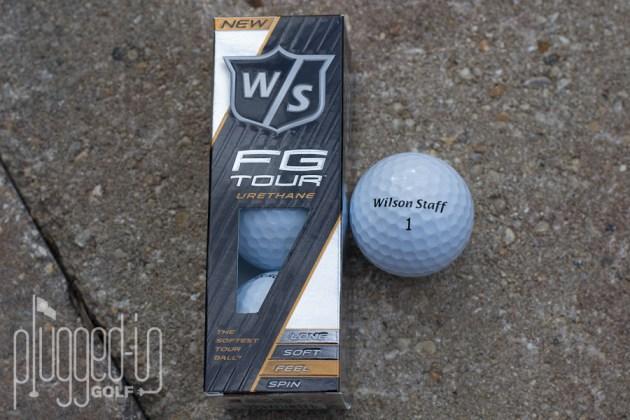 Wilson Staff FG Tour Golf Ball (1)