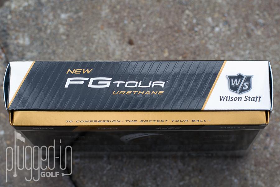 Wilson Staff FG Tour Golf Ball (4)