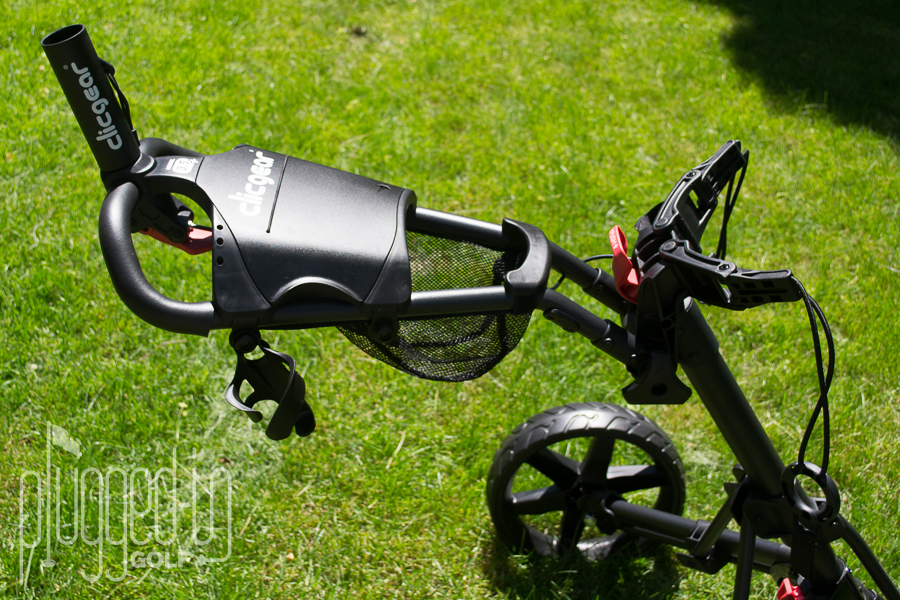 Clicgear 3.5 Push Cart (13)