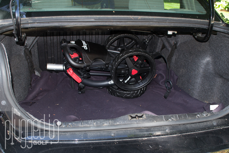 Clicgear 3.5 Push Cart (31)