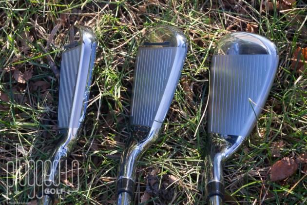 TaylorMade RSi1 Irons (25)