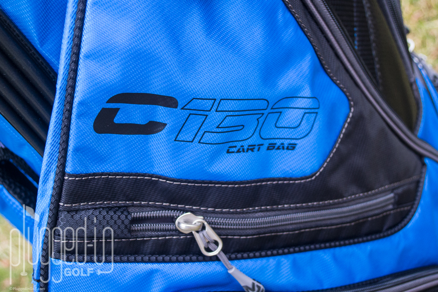 sun mountain c 130 golf bag review plugged in golf