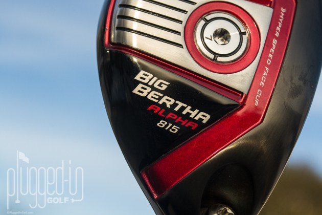 Callaway Big Bertha Alpha 815 Hybrid_0214