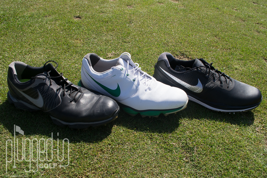 65797beb09daa7 Nike Lunar Control 3 Golf Shoe Review - Plugged In Golf