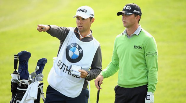 Player and Caddie
