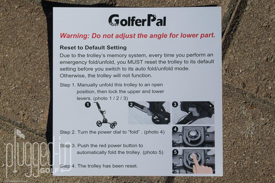 Golfer Pal Golf Cart_0101