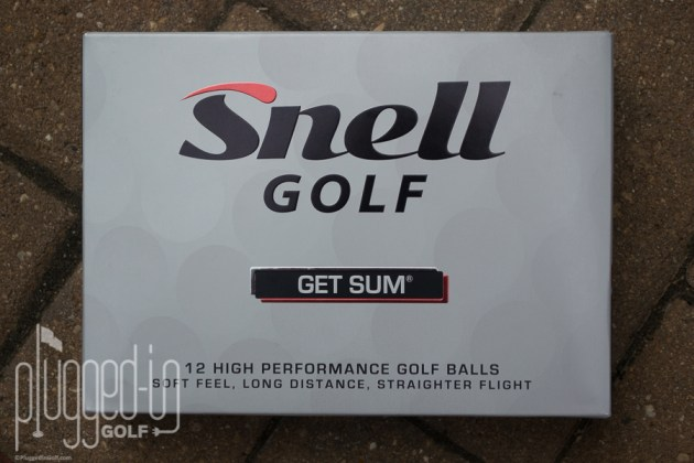 Snell Golf Get Sum Golf Ball_0053