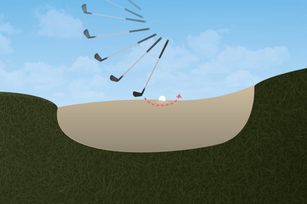 Bunker Shot - Shallow