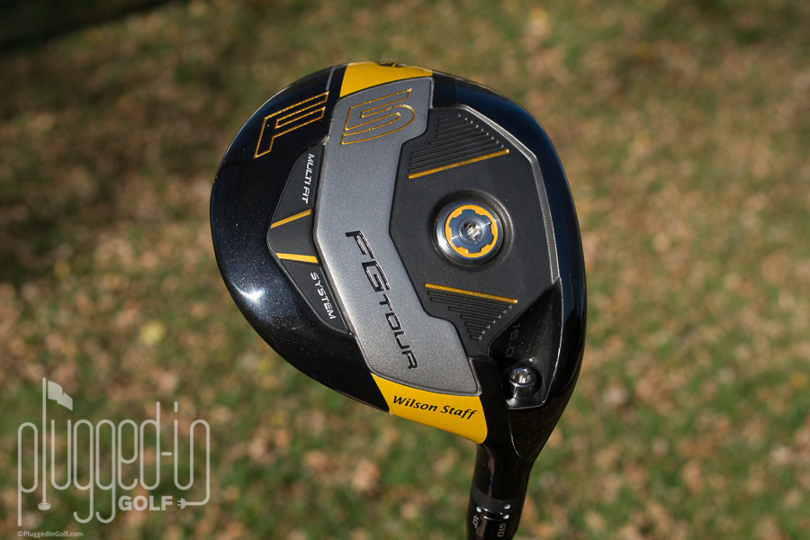 Wilson Staff Fg Tour F5 Fairway Wood Review Plugged In Golf