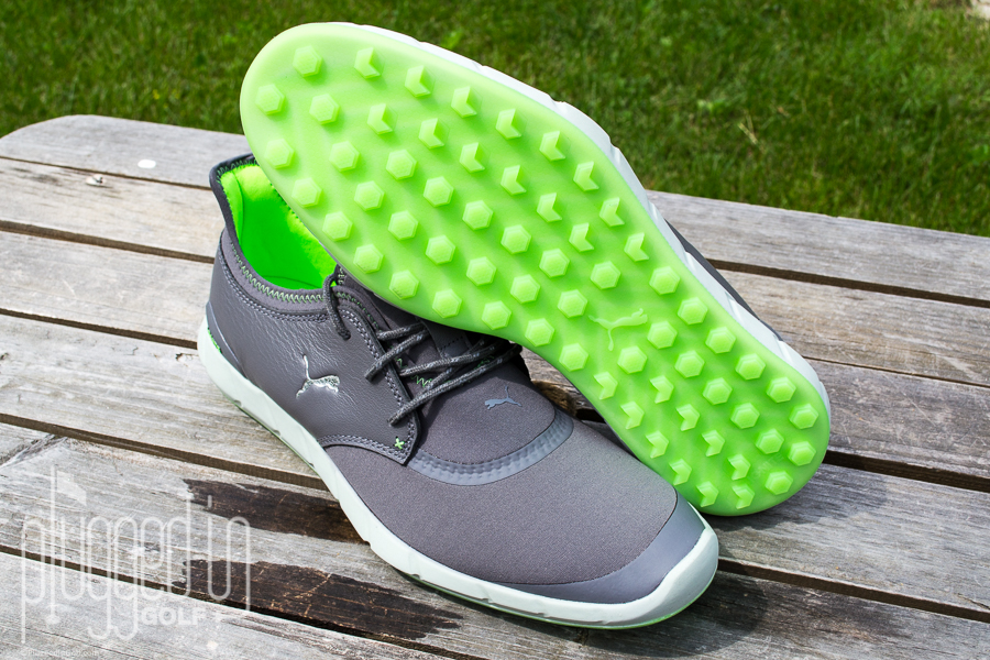 6b49e8bdfc3121 Puma Ignite Sport Spikeless Golf Shoe Review - Plugged In Golf