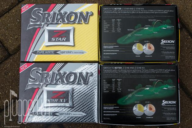 Srixon Z STAR Z STAR XV Golf Ball_0020