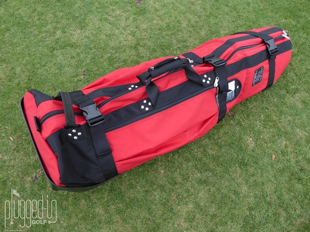 b001ce63556f Club Glove Last Bag Golf Travel Bag Review - Plugged In Golf