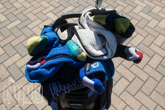 how to pack your golf clubs for a flight