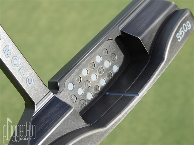 Bastain Milled Putters - 12